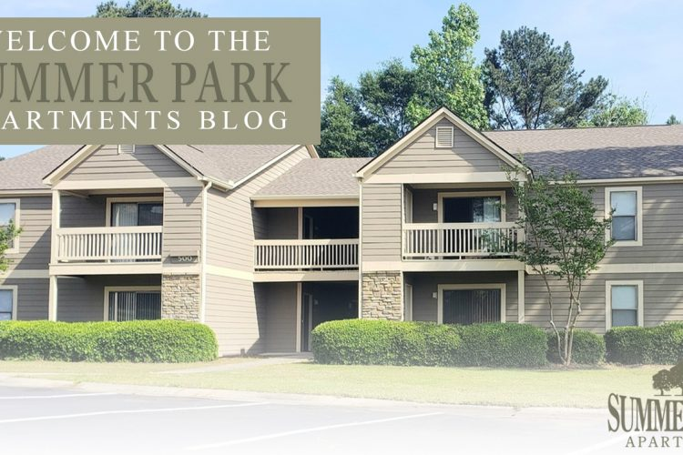 Welcome to the Summer Park Apartments Blog