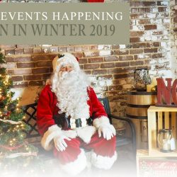 holiday events happening in Macon in winter 2019