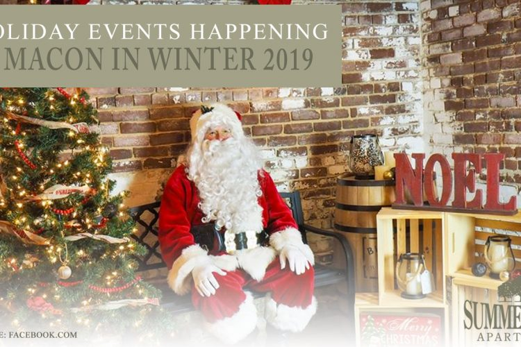 5 Holiday Events Happening in Macon in Winter 2019