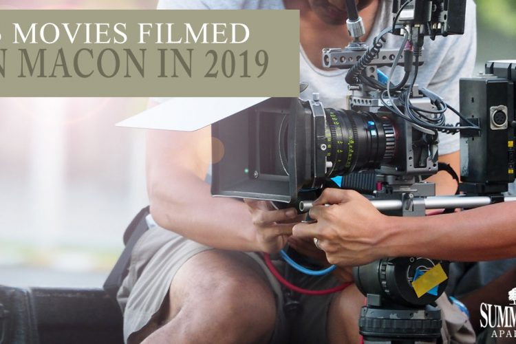 3 Movies Filmed in Macon in 2019