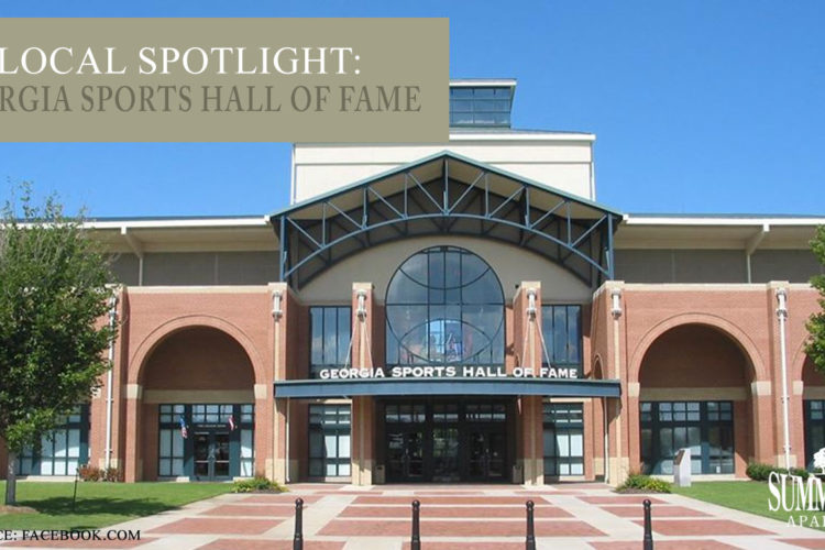 Local Spotlight: Georgia Sports Hall of Fame