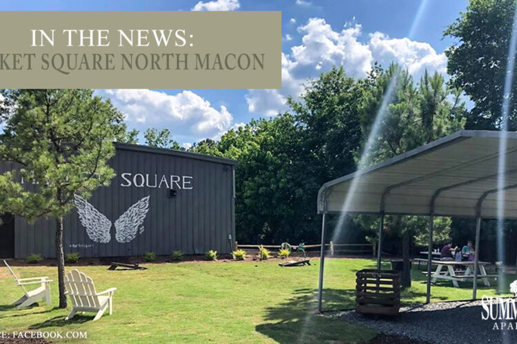 In the News: Market Square North Macon
