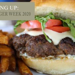 Macon Burger Week 2020