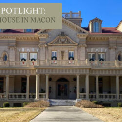 The Crisco House in Macon