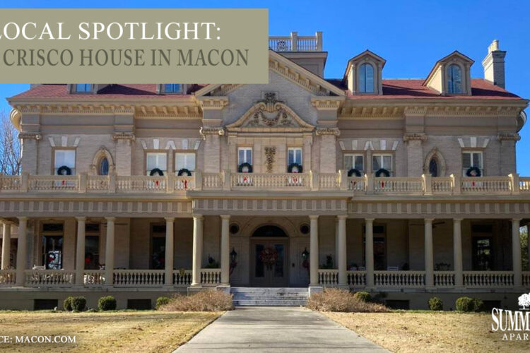 Local Spotlight: The Crisco House in Macon