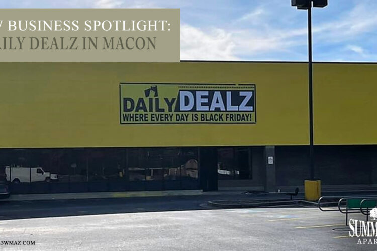 New Business Spotlight: Daily Dealz in Macon